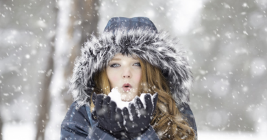 Varmt og lækkert tøj til vintertiden